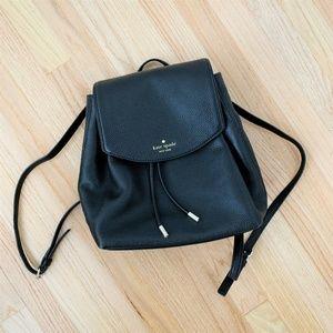 Kate Spade Mulberry Street Backpack (Black)